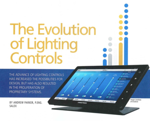 The Evolution of Lighting Controls