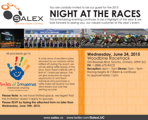 Salex Night at the Races 2015