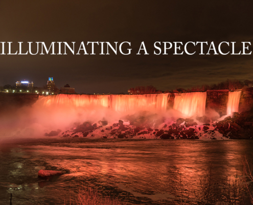 Behind the Scenes: The Story of Illuminating Niagara Falls