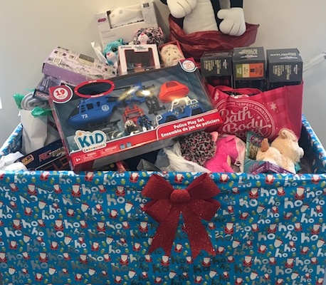 Holiday Toy Drive for Halton Children's Aid Society